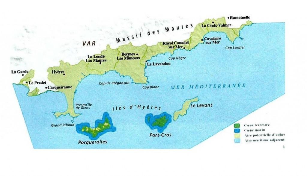 Carte Charte Port
